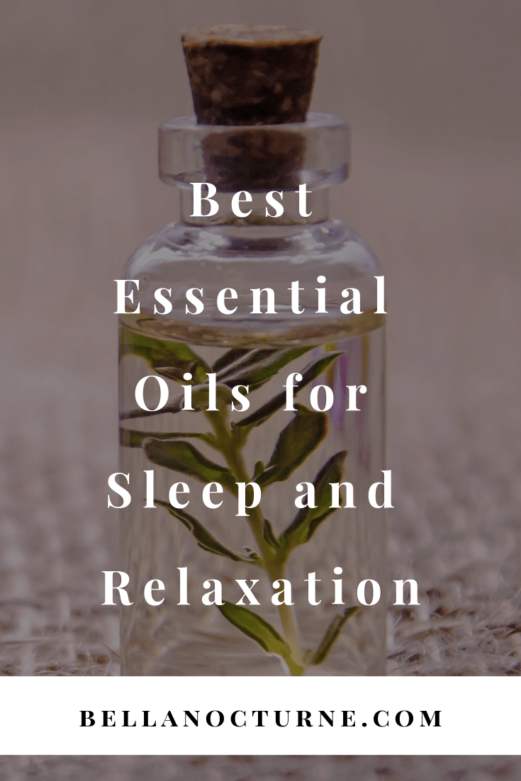 Essential oils are well known for their calming, healing properties. The wonderful part is you can use them even while you sleep to restore your hair, skin and nails or calm your racing mind. #essentialoils #sleep #relax