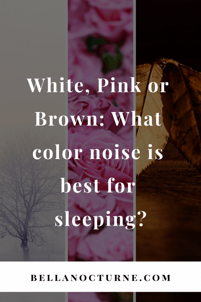 While you may have heard of white noise, other frequencies of colored noises help when trying to fall asleep. Colored noise technology has been around for years. Thomas Edison revealed common traits of sound frequencies. These discoveries revealed the benefits of playing back audio, later known as white noise. #whitenoise #pinknoise #sleep