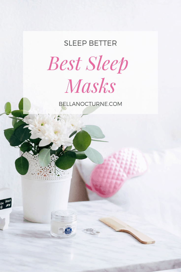 Whether you're traveling and need to sleep on the go, dealing with summer nights or need a nap during the day, a good sleep mask can mean the difference between getting a good rest and tossing and turning. #sleepmask #sleep #relax